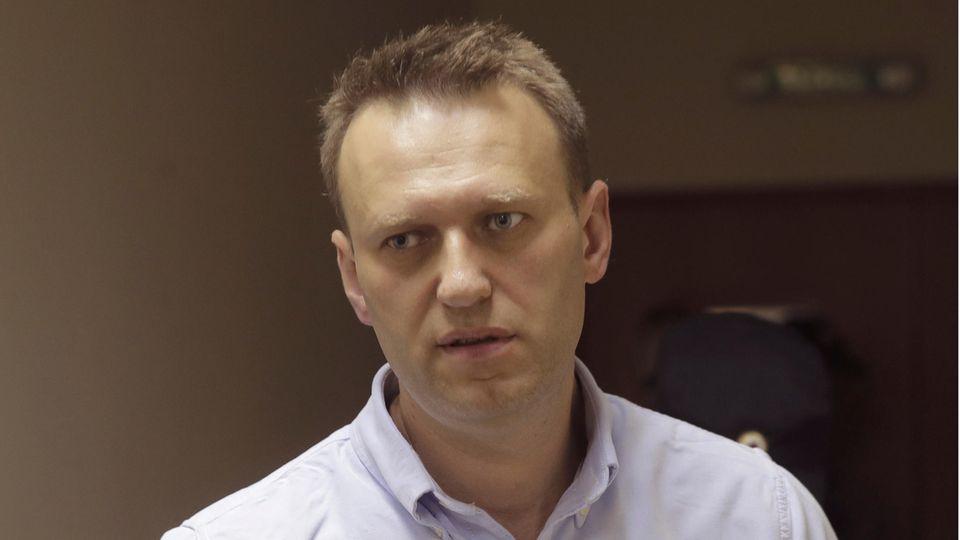 Der Kreml-Kritiker Alexej Nawalny