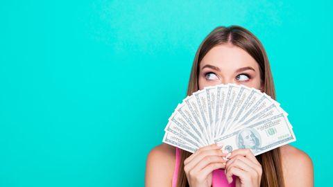 Die beiden Frauen wollten mit einer einzelnen 1-Million-Dollar-Note bezahlen (Symbolbild)