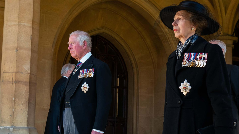 Trauerfeier für Prinz Philip