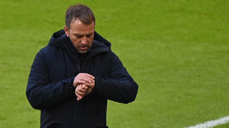 Hansi Flick, Noch-Trainer des FC Bayern München