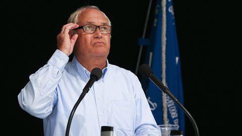 Ernst-Otto Rieckhoff war in den Jahren 2011 und 2012 Vorstandschef beim HSV