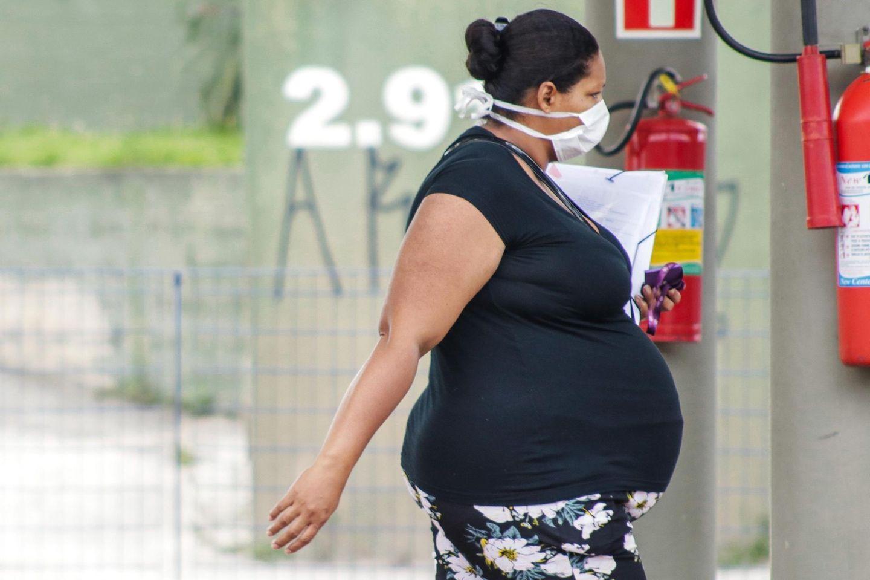 Coronavirus in Brasilien : Schwangere sind nach neuesten Erkenntnissen besonders durch die brasilianische Corona-Mutante P1 gefährdet