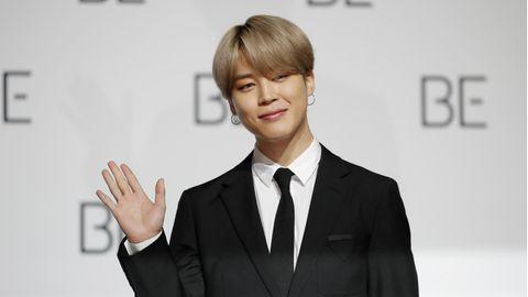 BTS-Sänger Jimin