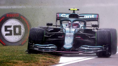 Läuft nicht: Sebastian Vettel