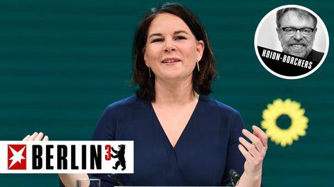 Annalena Baerbock, Bundesvorsitzende von Bündnis 90/Die Grünen
