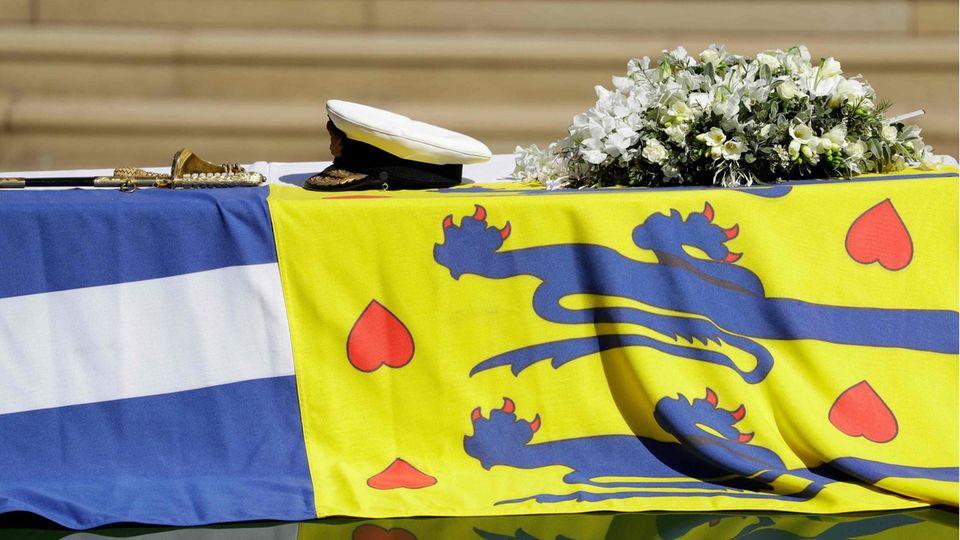 Prinz Philips' Beerdigung