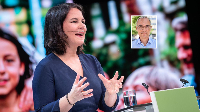 Annalena Baerbock ist Kanzlerkandidatin der Grünen