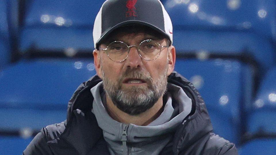 """Jürgen Klopp: """"Es ist eine sehr harte Zeit."""""""