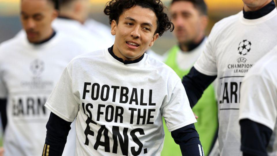 Reiche Fußball-Elite: Das sind die umsatzstärksten Fußball-Klubs