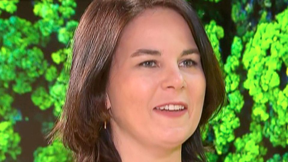 Annalena Baerbock im RTL-Interview.
