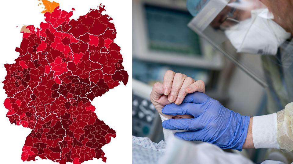 """News Coronavirus-Pandemie: """"Drei Stränge"""": Merkel konkretisiert Vorstellungen für Öffnungsstrategie"""