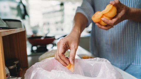 Lebensmittel werden überall weggeworfen