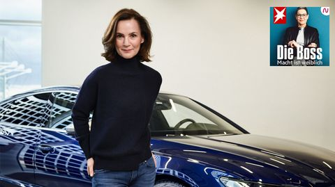"""Podcast """"Die Boss"""": Audi-Vorständin Hildegard Wortmann"""