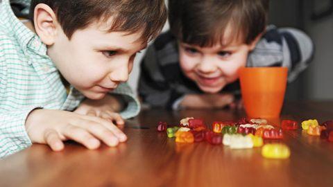 Süßigkeiten: Die süße Verführung