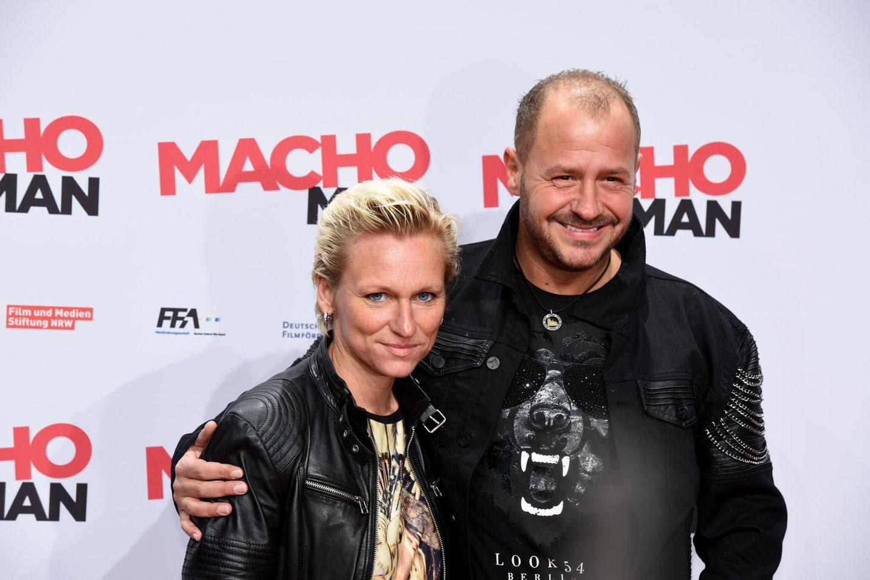 Sie war seineManagerin, von2009 bis 2016 auch seine Lebensgefährtin: Jana Windolph.