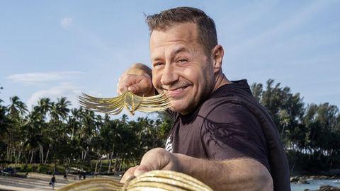 "Willi Herren bei ""Promis unter Palmen"""