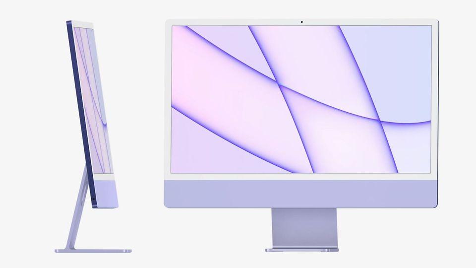 Neue iPads und mehr: Apple Event live: Der bunte iMac ist zurück - und wird mehr zum iPhone