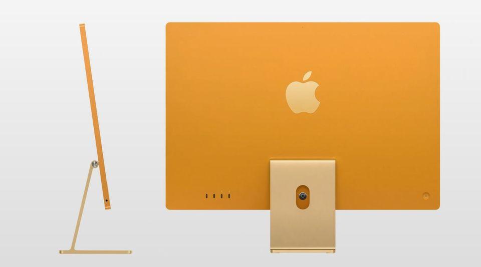 """Evenement """"Veer geladen""""Chique, ultradun en in levendige kleuren: dit zijn de nieuwe iMacs van Apple"""