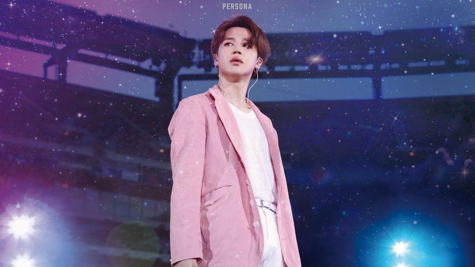 BTS-Sänger Jimin, 25