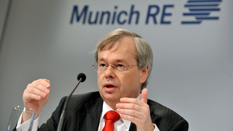 Munich-Re-Vorstand Torsten Jeworrek