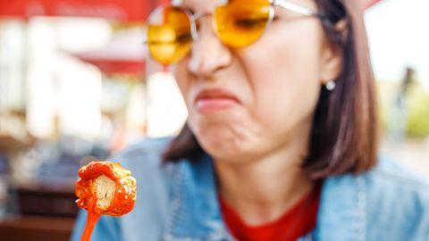 Schlechte Erfahrungen mit Essen können lange nachwirken