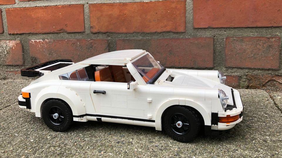 Lego für Erwachsene: Der Porsche 911 im Miniatur-Format