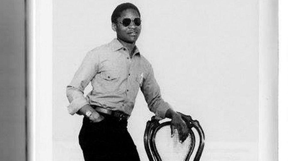 Manuel Diogo als 19-jähriger in der DDR. Die Aufnahme stammt aus dem Jahr 1982, vier Jahr vor seinem Tod mit 23 Jahren.