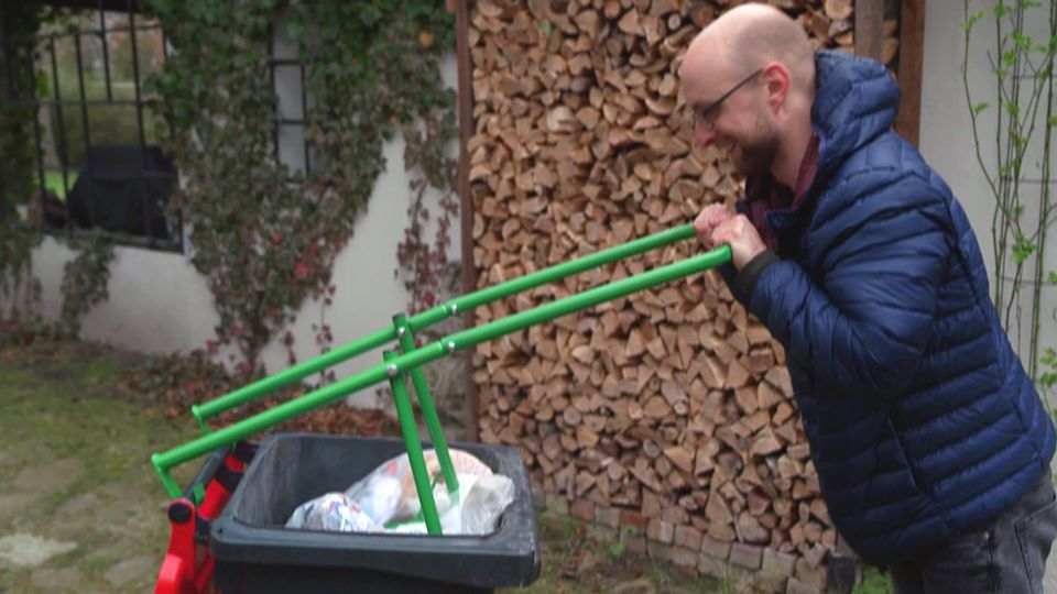 Hausmüll: Müllpressern drohen bis zu 50.000 Euro Bußgeld