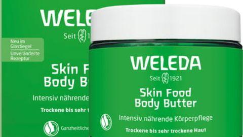 """""""Skin Food Body Butter"""" von Weleda – Rückrufe und Produktwarnungen"""