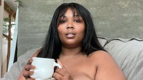 Vip-News: Lizzo postet unretuschiertes Nacktbild – mit einer Botschaft