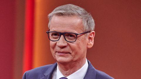 RTL-Moderator Günther Jauch hat sich mit dem Coronavirus infiziert