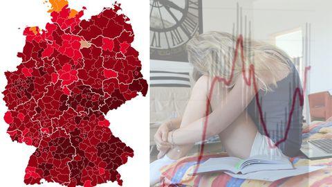Knapp 28.000 Neuinfektionen – 300 Studierende nach Ausbruch in Wohnheim in Quarantäne
