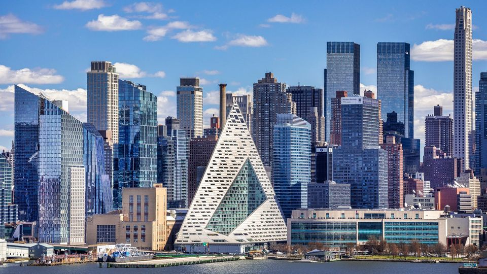 Sklyine von Manhattan
