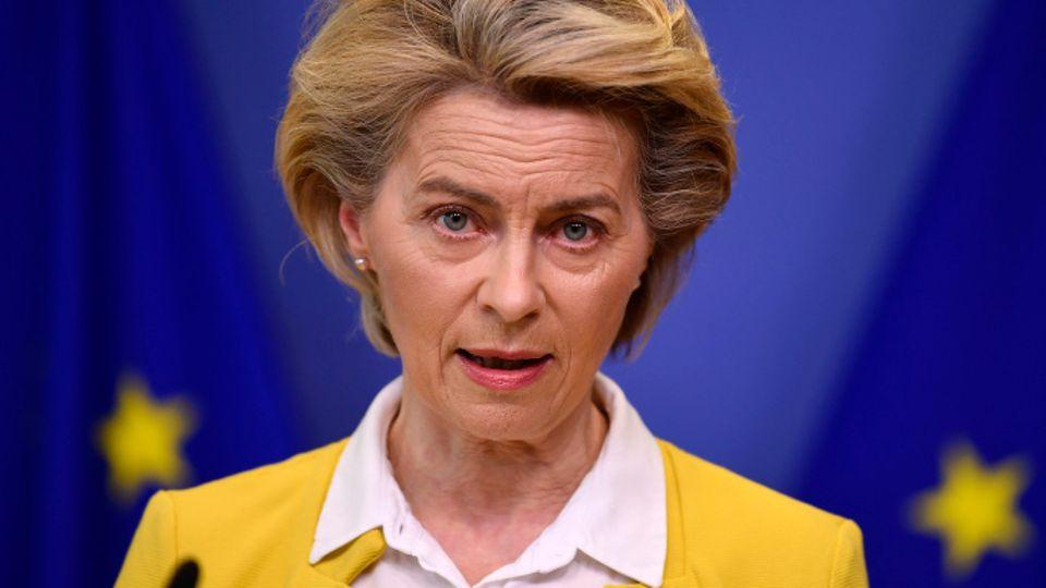 """News von heute: Von der Leyen fordert globalen Kraftakt: """"Gemeinsamen Standard für Klimaneutralität setzen"""""""