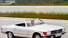 Mercedes SL Baureihe R 107