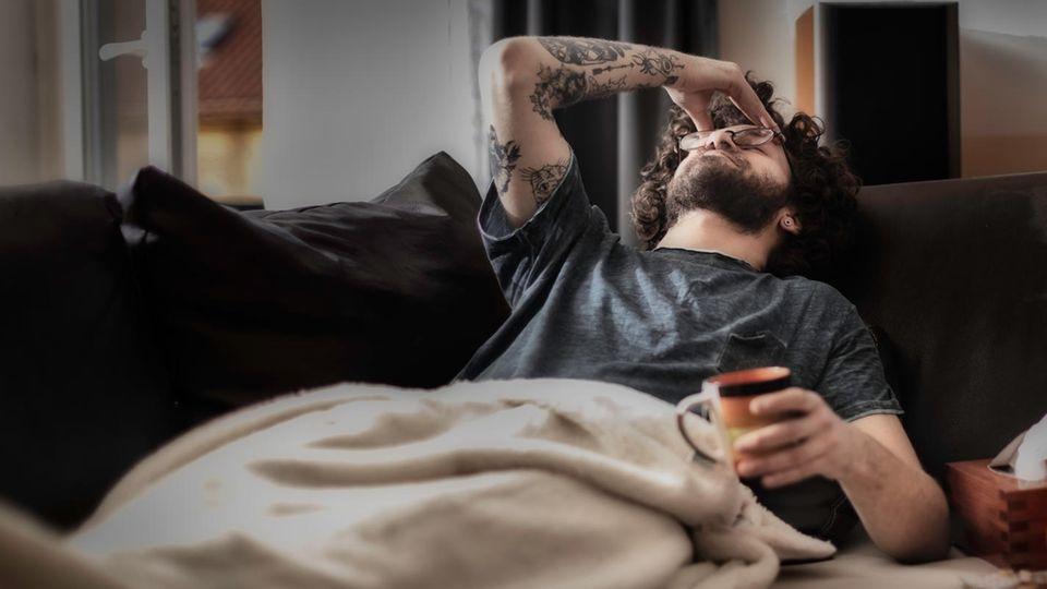 Schlapp und abgeschlagen: Jeder Zehnte leidet unter Corona-Spätfolgen