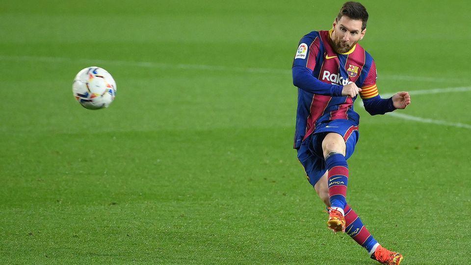 Lionel Messi spielt für den umsatzstärksten Verein der Welt, dem FC Barcelona