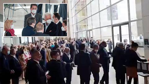 Kaum Abstand bei der Abstimmung: Das sind die Corona-Regeln im Bundestag