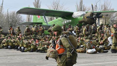 """Botschafter der Ukraine: """"Die Russen müssen endlich liefern"""""""