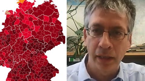 News Coronavirus-Pandemie: WDR: AfD-Fraktionschef in NRW ließ 16-jährigen Sohn und Schwiegermutter impfen