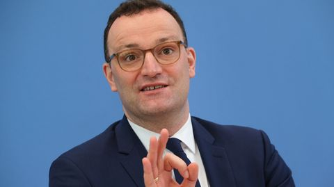 Neuer Gesundheitsminister: Jens Spahn startet PR-Offensive - und erzählt nur Altbekanntes