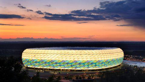 Allianz-Arena in München