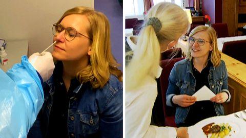RTL-Reporterin macht Urlaub in Modellregion