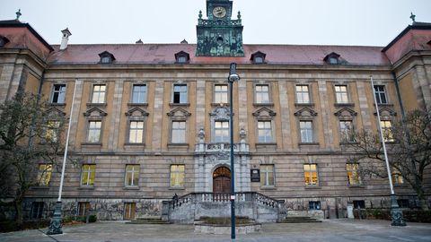 Prozessbeginn im Landgericht Schweinfurt
