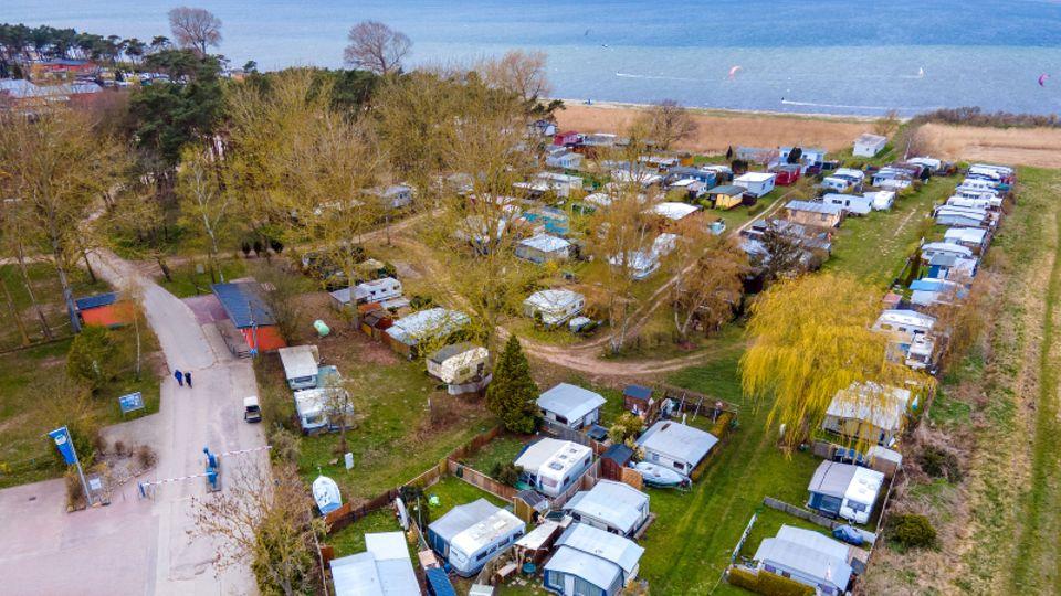Campingplatz im mecklenburg-vorpommernschen Pepelow bleiben weiterhin geschlossen.