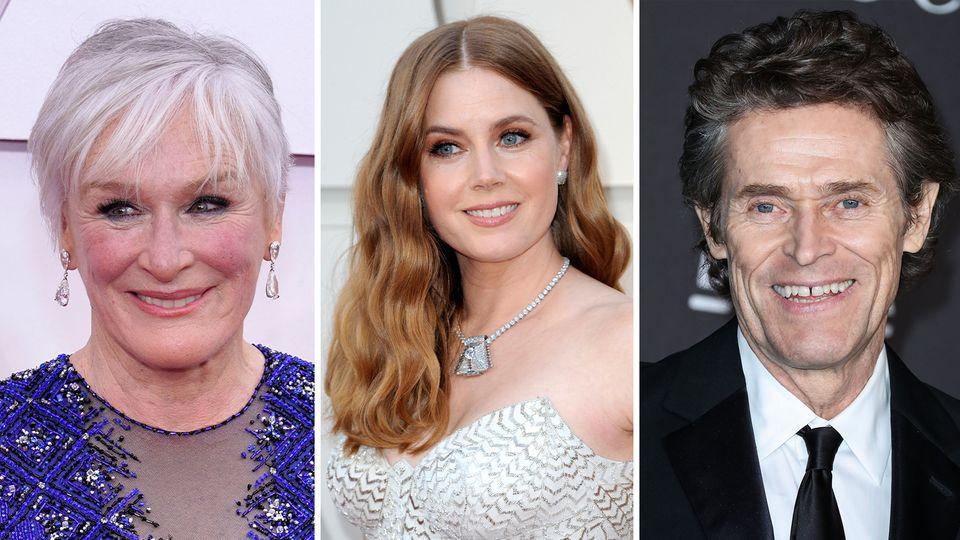 Academy Awards: Diese Schauspieler haben trotz mehrfacher Nominierungen keinen Oscar erhalten.