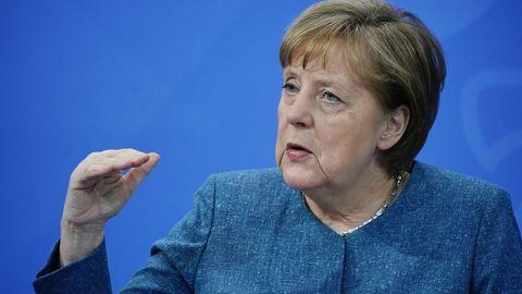 """Nach Impfgipfel: Kanzlerin Merkel verspricht Aufhebung der Impfpriorisierung """"spätestens ab Juni"""""""