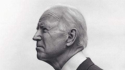 """Joseph R. Biden Jr. in einem Porträt für das amerikanische Magazin """"The Atlantic"""""""