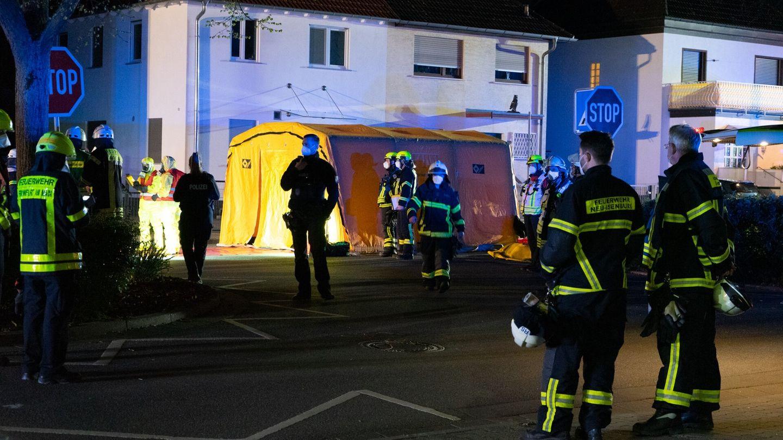 Beim Aufräumen einer Garage hat ein Mann in Hessen einen Behälter mit radioaktivem Material gefunden.