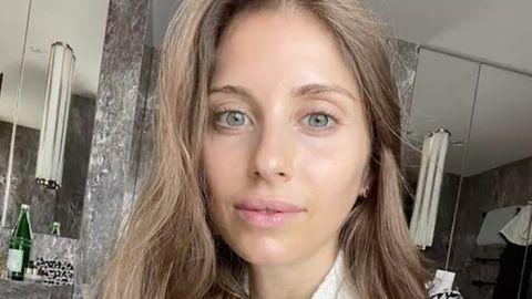 """""""Ihr wolltet die ungeschminkte Wahrheit"""": Cathy Hummels überrascht Fans ohne Make-up"""